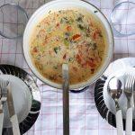 krem corba sa povrcem i piletinom