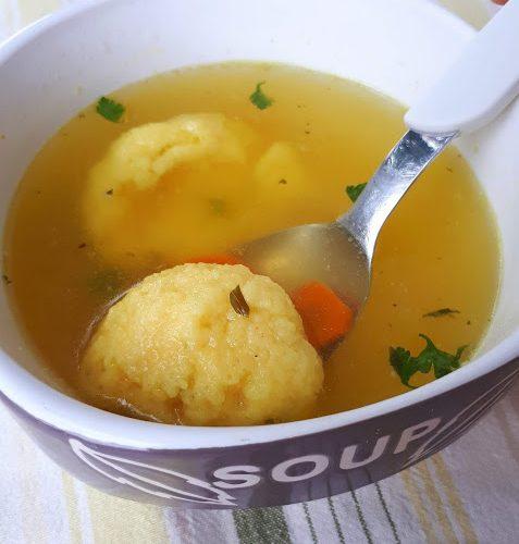 supa s knedlama