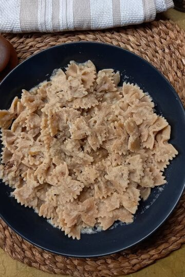Karfiol pasta sos